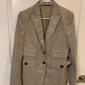 🔥🔥Autentic Gucci blazer tan 🇮🇹